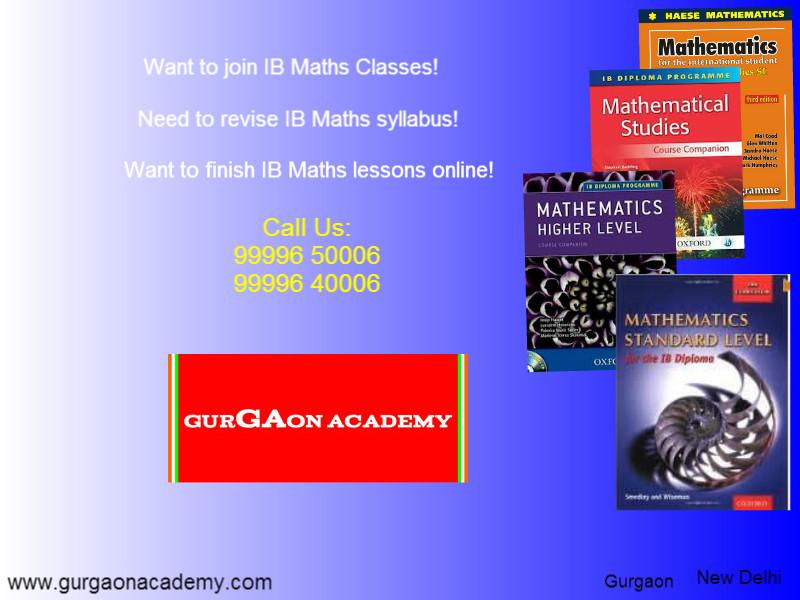 Complete Online Revision IB DP Mathematics Physics HL SL Tutoring ...